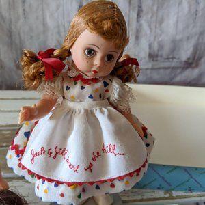 Madame Alexander Holiday - Madame Alexander Jack and Jill 14626 set nursery r